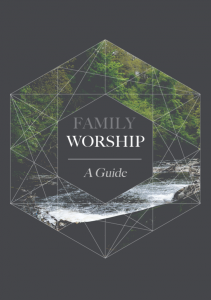 Family Worship - Front